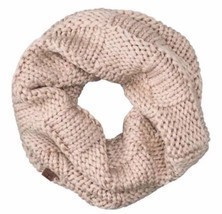 Timberland  Basket-Weave Infinity Scarf A1GN8546 Neck Warmer Off-white H... - £14.95 GBP