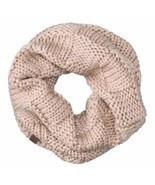 Timberland  Basket-Weave Infinity Scarf A1GN8546 Neck Warmer Off-white H... - $19.99