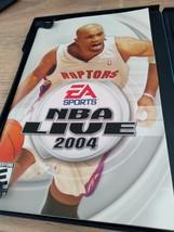 Sony PS2 NBA Live 2004 image 2