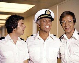 Gavin MacLeod and Bernie Kopell and Fred Grandy in The Love Boat - $69.99
