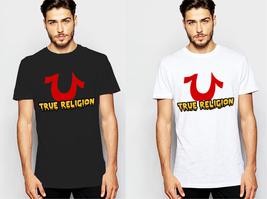 New T-shirt 1TRUE Religion Mens T-Shirt Casual Street - $10.00
