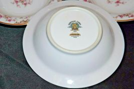 Noritake China (8 Dessert Bowls) Charmaine 5506 AA20-2360H Vintage image 6