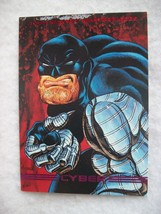 1993 Skybox Marvel Masterpieces Trading Card # 53 Cyber - $0.95