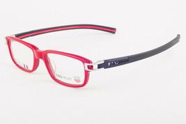 Tag Heuer 7602-005 Track Red Black Eyeglasses TH7602-005 52mm - $273.42