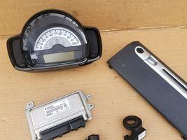 W451 Smart ForTwo ECU ECM Shifter Ignition Switch Fob Glovebox Door Lock Immob image 5