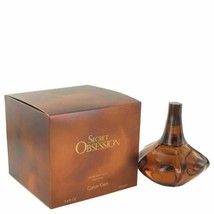 Perfume Secret Obsession by Calvin Klein 3.4 oz Eau De Parfum Spray for ... - $27.19