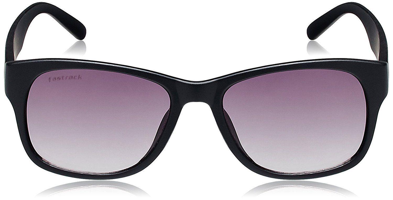 Fastrack Gradient Unisex Sunglasses (PC001BK20|54|Brown Gradient)