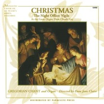 Christmas; The Night Office: Vigils - CD