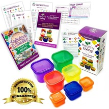 Healthy Living 7 Piece Portion Control Containe... - $15.73