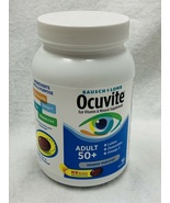 Ocuvite Eye Vitamin and Mineral Dietary Supplement MINI Softgels 90ct - £47.99 GBP