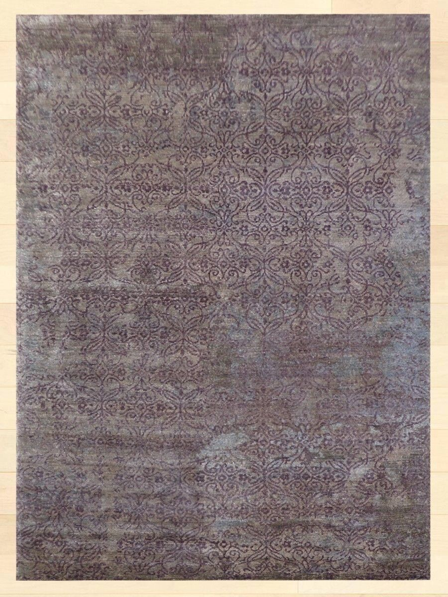 5.7ft X 7.8ft Hand Knotted Bamboo Silk Carpet Carpets  Area Rugs Excellent Gifts
