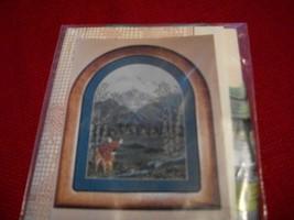 Fireside Originals~Springtime Little Fawn Cross Stitch Kit - $18.00