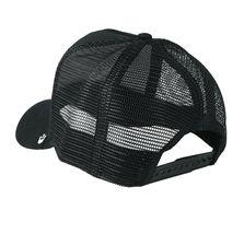 Goorin Bros Snapback Mesh Cap Black Panther Cat Mesh Trucker Hat 101-0465 image 5
