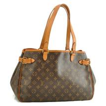 LOUIS VUITTON Monogram Batignolles Horizontal Tote Bag M51154 LV Auth 9684 - $398.00