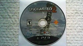 Uncharted 2: Among Thieves (Sony PlayStation 3, 2009) - $3.85