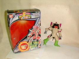 Power rangers 1994 Pirantis head action figure w box 2211 Bandai Deluxe - $24.00
