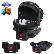 Graco SnugRide Click Connect 30/35 LX Infant Car Seat Base, Black - $35.61