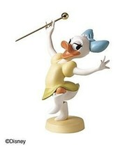 Extremely Rare! Walt Disney Donald Duck Daisy Dancing Figurine Statue WDCC - $346.50