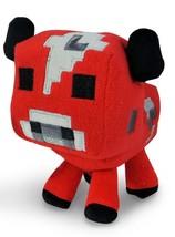 Minecraft Baby Mooshroom Plush Minecraft Animal Series 5 Inch Red Cow by... - $7.87