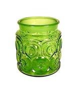 Green Moon & Stars Coffee Canister Jar Bottom O... - $9.95