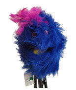 "B03 * Professional Blue / Purple ""Furgremlin"" Muppet Style Ventriloquist... - $15.00"