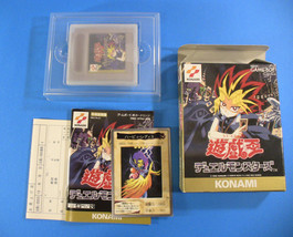 Yu-Gi-Oh Duel Monsters Complete in Box (Nintendo Gameboy GB 1997), Harpi... - $9.74