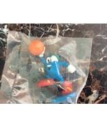 Izzy Atlanta Olympics Mascot Basketball Figure PVC - $13.99
