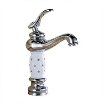 Creative Design L'Aquila Classic Luxury Chrome Deck Mounted Faucet - $219.77+