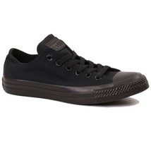 Converse Chuck Taylor All Star A/S Ox Black Monochrome M5039 Mens Sneakers - $49.95