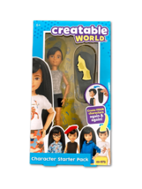 New Mattel Creatable World Doll Character Starter Pack All Characters CS... - $11.39