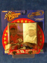 Winners Circle Dale Earnhardt Jr Double Platinum 2001 Monte Carlo Car#8 - $8.50