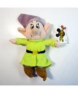 Vintage Walt Disney's Snow White & 7 Dwarfs DOPEY Mouseketoys  Bean Bag  - $8.99