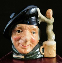 "Royal Doulton Mini Character Jug ""Tam O'Shanter""  D6640 - $20.89"