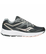 Saucony Cohesion 11 Women's Athletic Running Shoe Size 9.5 Color Gray, White - $55.15