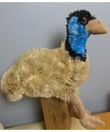 """Plush Emu """"Shiela"""" Minkplush 12"""" x 18"""" - $24.40"""