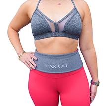 PakRat Running Belt Waist Pack – Runners Fold Over Belt, Fanny Pack for ... - $50.26 CAD