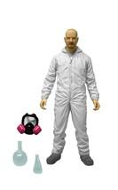 "Mezco Toyz Breaking Bad 6"" Walter Hazmat Figure White Suit - $14.73"