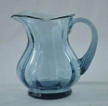 Fenton American Legacy Federal Blue Creamer #G1603FB - $9.90