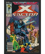 X-FACTOR #25, Marvel Comics, 1988, VF/NM CONDITION, THE FALL OF THE MUTA... - $99.00