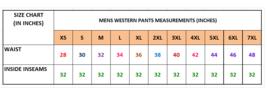 Men's New Native American Buckskin Smoky Goat Suede Leather Fringes Pants WP1B image 2