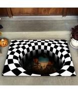 Halloween IT Illusion Doormat - $29.99+