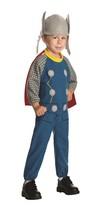 Baby Marvel Classics Avengers Assemble Fleece Toddler Thor Costume - $24.71