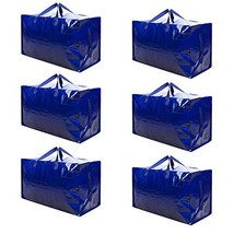 VENO Thick Over-Sized Organizer Storage Bag with Strong Handles and Zipp... - $45.83