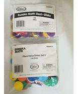 Didax Eureka Math - Place Value Disks set 2, Deci-Discs.  Total 198 Disks  - $11.75