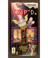 Trip'd NEW Factory Sealed 3DO Video Game 1995 - $150.00