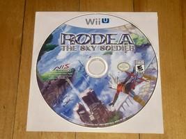 Rodea The Sky Soldier (Nintendo Wii U, 2015) Spiel Disc nur Nis America - $9.21