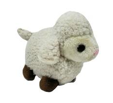 "8"" VINTAGE RUSS BERRIE LAMMY LAMB SHEEP STUFFED ANIMAL PLUSH TOY LOVEY A... - $36.12"