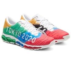 ASICS TOKYO 2020 Olympic games Men's GEL-QUANTUM 5 multicolor shoes JAPA... - £307.37 GBP