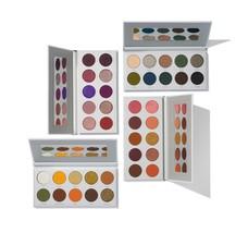 Morphe X Jaclyn Hill 10 Color Eye Shadow Palette NIB Fresh & AUTHENTIC F... - $18.00
