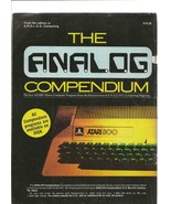 ORIGINAL Vintage 1983 The Analog Compendum Atari Magazine - $46.60